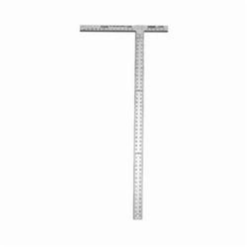 Empire® TRUE BLUE® 410-48 High Visibility Drywall T-Square, 47-7/8 in L Blade, Aluminum