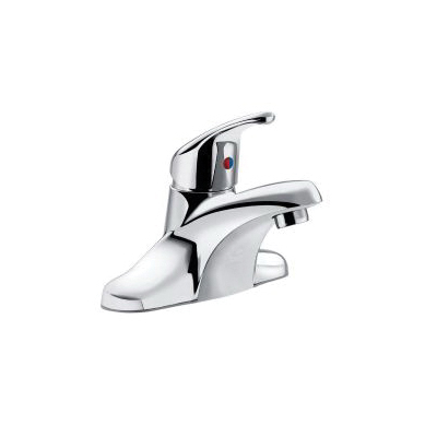 CFG CA40717 Lavatory Faucet, Cornerstone™, Polished Chrome, 1 Handles, 1.2 gpm Flow Rate