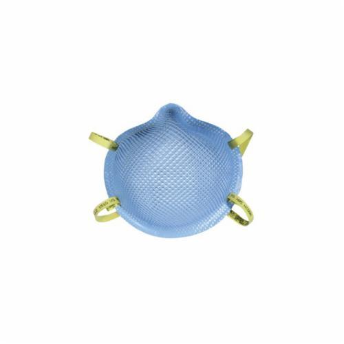 Moldex® 1201N95 Dirt Dawgs¿¿ Particulate Respirator, Disposable, Small, N95 Filter Class, 95 % Filter Efficiency, Dura-Mesh¿¿ Shell/Softspun¿¿ Lining, Gray