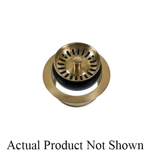 Mountain Plumbing Products MT200EV/PVDORB Stopper and Strainer Unit, PVD Oil Rubbed Bronze