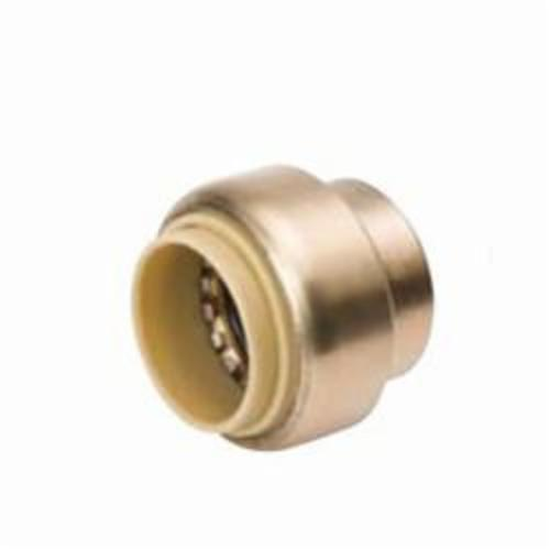 ProLine™ 633-004 Cap, 3/4 in Nominal, Push-Fit End Style, Brass