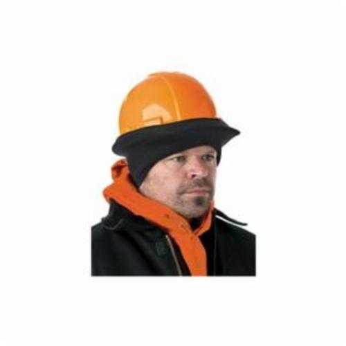 N-Ferno® 16804 6804 Skull Cap Beanie Hat with LED Lights, Compression Fit, Fleece, High-Visibility Orange