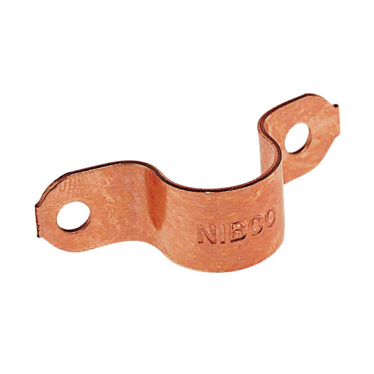 NIBCO® 9213500 624 Tube Strap, 3/4 in Tube, Copper, Domestic