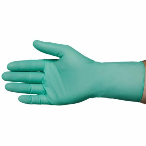 Microflex® NeoTouch® 385678 25-201 Series Disposable Gloves, Exam/Medical Grade, X-Small, Neoprene, Bright Green, Textured Fingers Grip