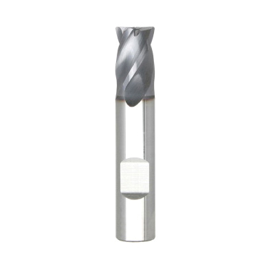Niagara Cutter Stabilizer™ 2.0 N09746 Stabilizer™ 2.0 STS430.2 Center Cutting High Performance Sharp Square End End Mill, 1/2 in Dia Cutter, 1-1/2 in Length of Cut, 4 Flutes, 1/2 in Dia Shank, 4 in OAL, AlTiN Coated