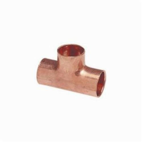 NIBCO® 9098400 611 Tee, 3/4 in, C, Wrot Copper, Domestic
