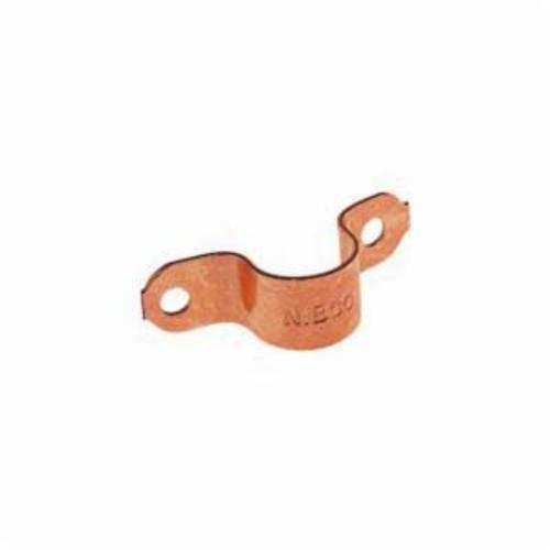 NIBCO® 9213550 624 Tube Strap, 1 in Tube, Copper, Domestic