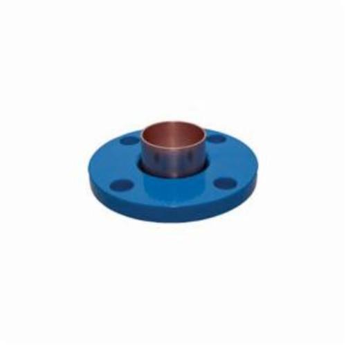NIBCO® 9405600 672 2-Piece Companion Flange, 3 in, Wrot Copper, 150 lb, Domestic