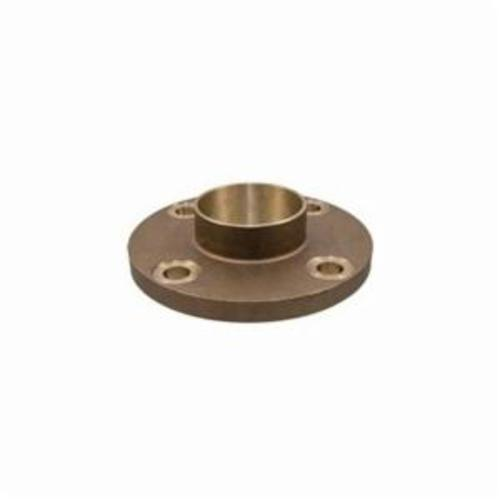 NIBCO® B49560L 771-LF Companion Flange, 3 in Nominal, Cast Bronze, Flanged Connection, 150 lb, Import
