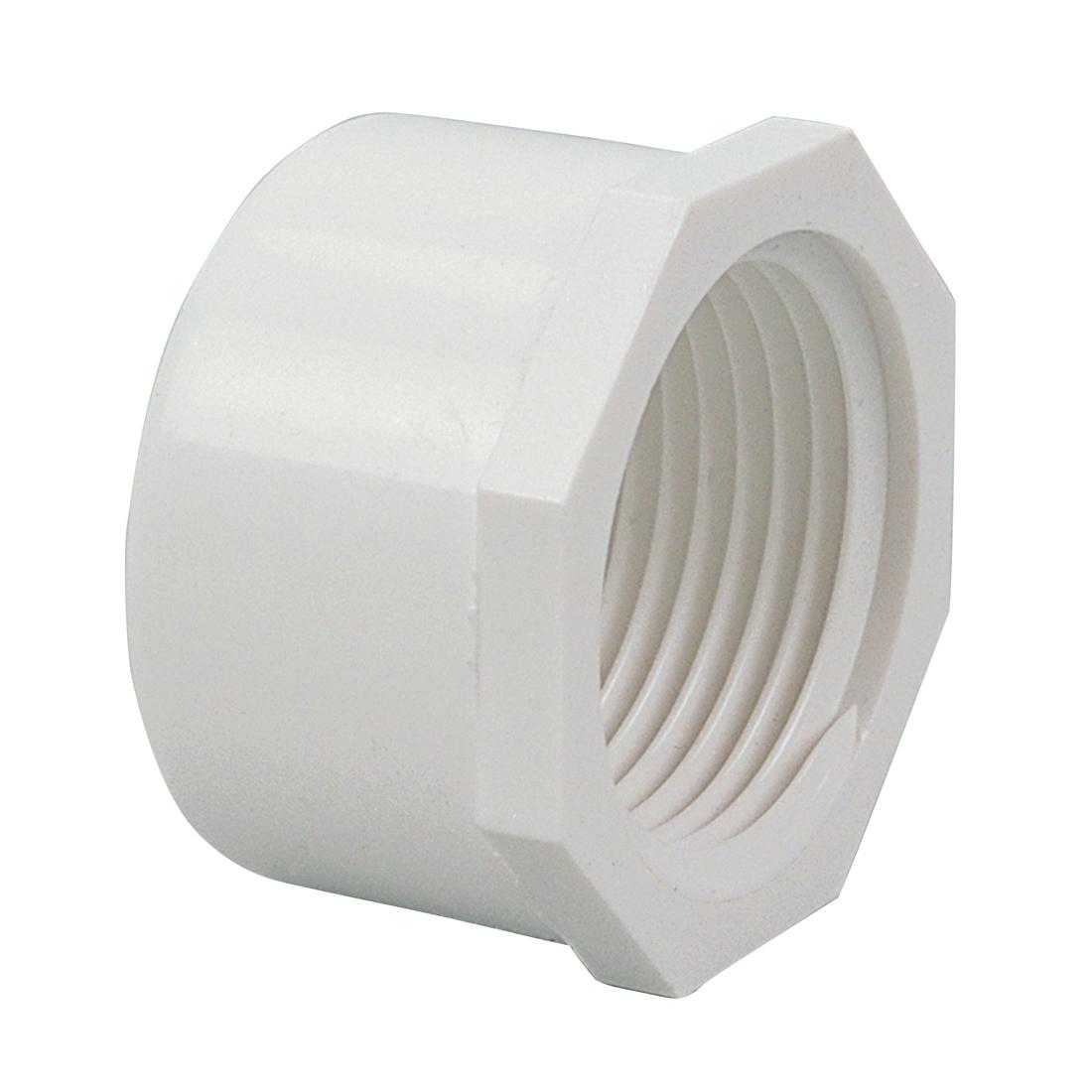 1/2 inch Cap FIPT PVC Schedule 40 Pressure Fittings