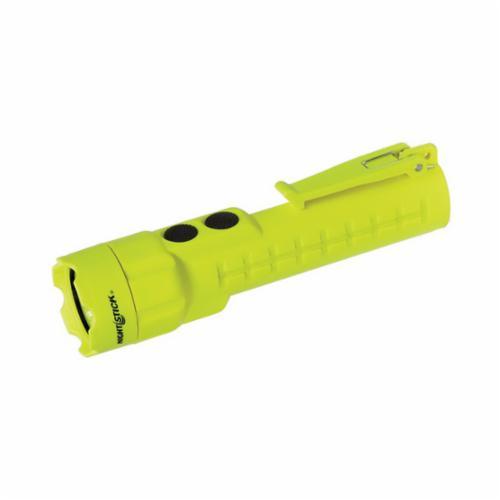 NightStick® XPP-5418GX X Series Intrinsically Safe Waterproof Flashlight, LED Bulb, Nylon Polymer Housing, 200 Lumens