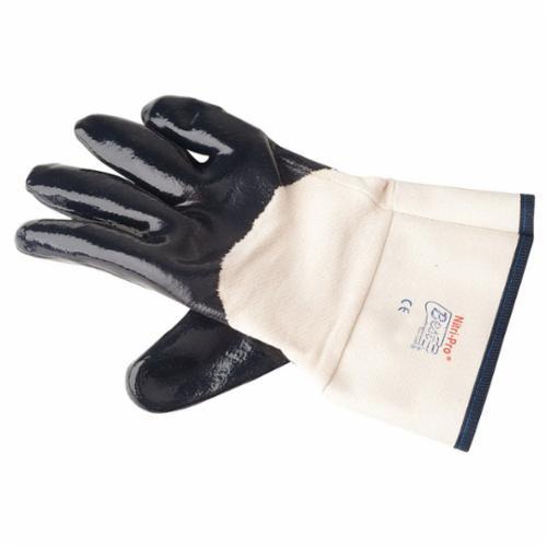 North Star Glove #34 General Purpose Gloves, Men's Regular, Canvas, Yellow, Knit Wrist Cuff