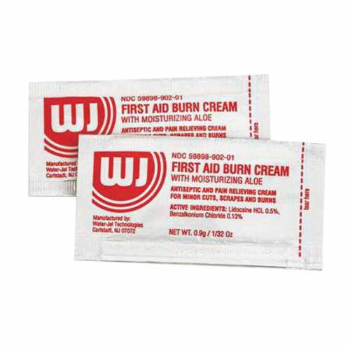 First Aid Only® 10-004 PVP Iodine Swab, Antiseptic and Germicide, 0.018 oz, Box, 10 % USP Povidone Iodine