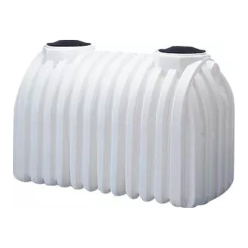 Norwesco® 41330 Legacy Cistern Water Tank, 1700 gal Capacity, 135 in L x 55 in W x 70 in H