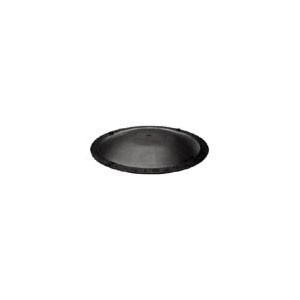 Norwesco® 62408 Domed Tank Lid With Gasket, For Use With Norwesco® Below Ground Tank, 2000 Holding, Black
