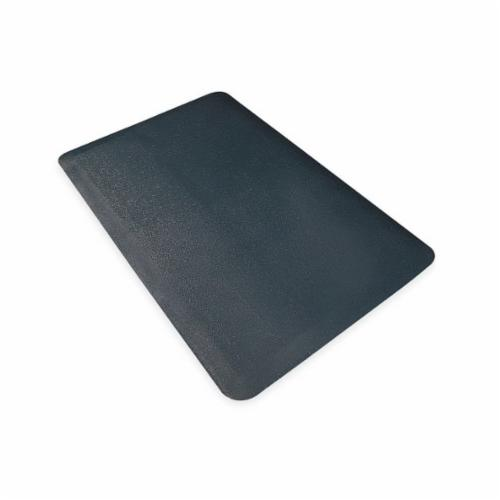 NoTrax® 447-30X60 Comfort-Eze™ 447 Anti-Fatigue Floor Mat, 60 ft L x 30 ft W x 3/8 in THK, Rubber, Offset Bubble Surface Pattern, Resists: Abrasion
