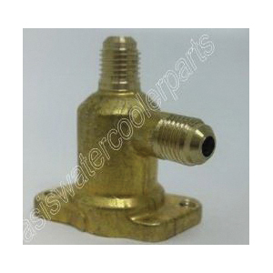 OASIS® 032045-002 Valve Body, Metal, Gold