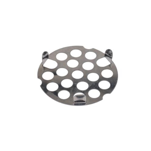 Dearborn® Brass 1256 Sink Strainer With 3 Prongs, 1-7/8 in Nominal, Brass, Domestic