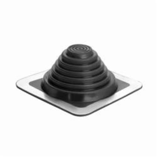 Oatey® Master Flash® 14052 Roof Flashing, 1/4 to 5-3/4 in Pipe, 8 in W x 8 in L Base