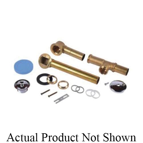 Dearborn® Brass 227-3 Uni-Lift Bath Waste Full Kit, Brass, Import