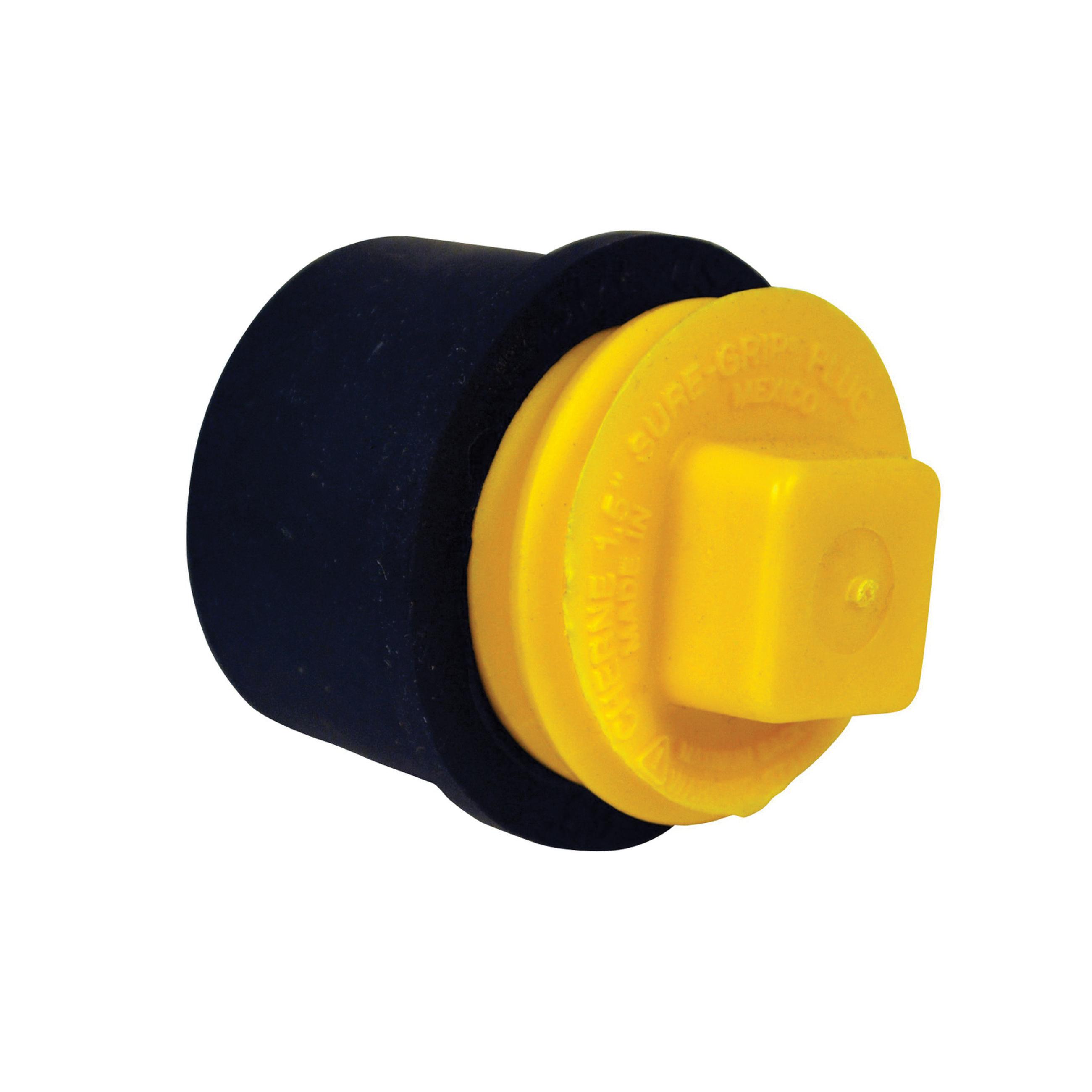 Cherne® Sure-Grip® 271158 Mechanical Pipe Plug, 1-1/2 in, Polypropylene