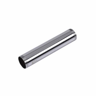 Dearborn® Brass 819-1 Tubular Extension Tube, 1-1/4 in OD x 6 in L, Threaded, Brass, Import