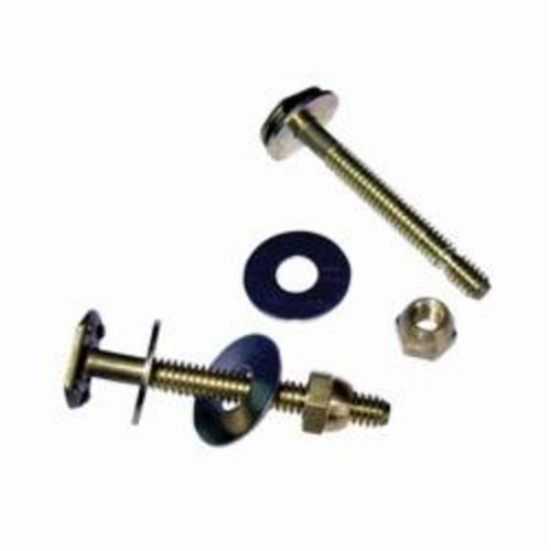 Hercules® Johni-Bolts® 90104 Closet Bolt, For Use With Water Closet Base, Brass