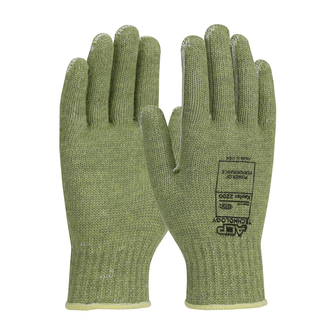 PIP® ACP Technology™ 07-KA720/L Medium Weight Unisex Cut Resistant Gloves, L, ACP/Kevlar®, Elastic/Knit Wrist Cuff, Resists: Abrasion, Cut, Fatigue and Heat, ANSI Cut-Resistance Level: A6