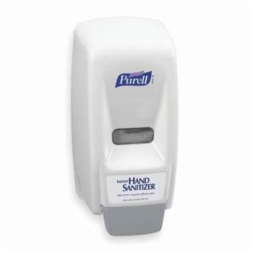 GOJO® 7200-01 PRO™ TDX™ High Capacity Liquid Pushbutton Soap Dispenser, Diamond Plate Etching, 2000 mL Capacity, 5-3/4 in OAL, Wall Mount, ABS