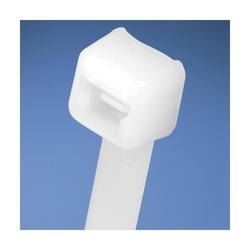 Natural 100-Pack Standard Panduit PLT4.5S-C Cable Tie Nylon 6.6 15.5-Inch Length