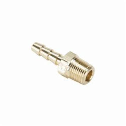 Parker® 122HBL-12 Hose Mender, 3/4 in Nominal, Barb End Style, Brass