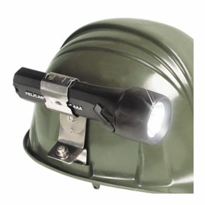 Pelican™ 0700-000-110 Helmet Light Holder, For Use With Pelican™ MityLite™ 2430, StealthLite™ 2400, 2410, 2450, 2460 and VersaBrite™ 2250 Flashlight