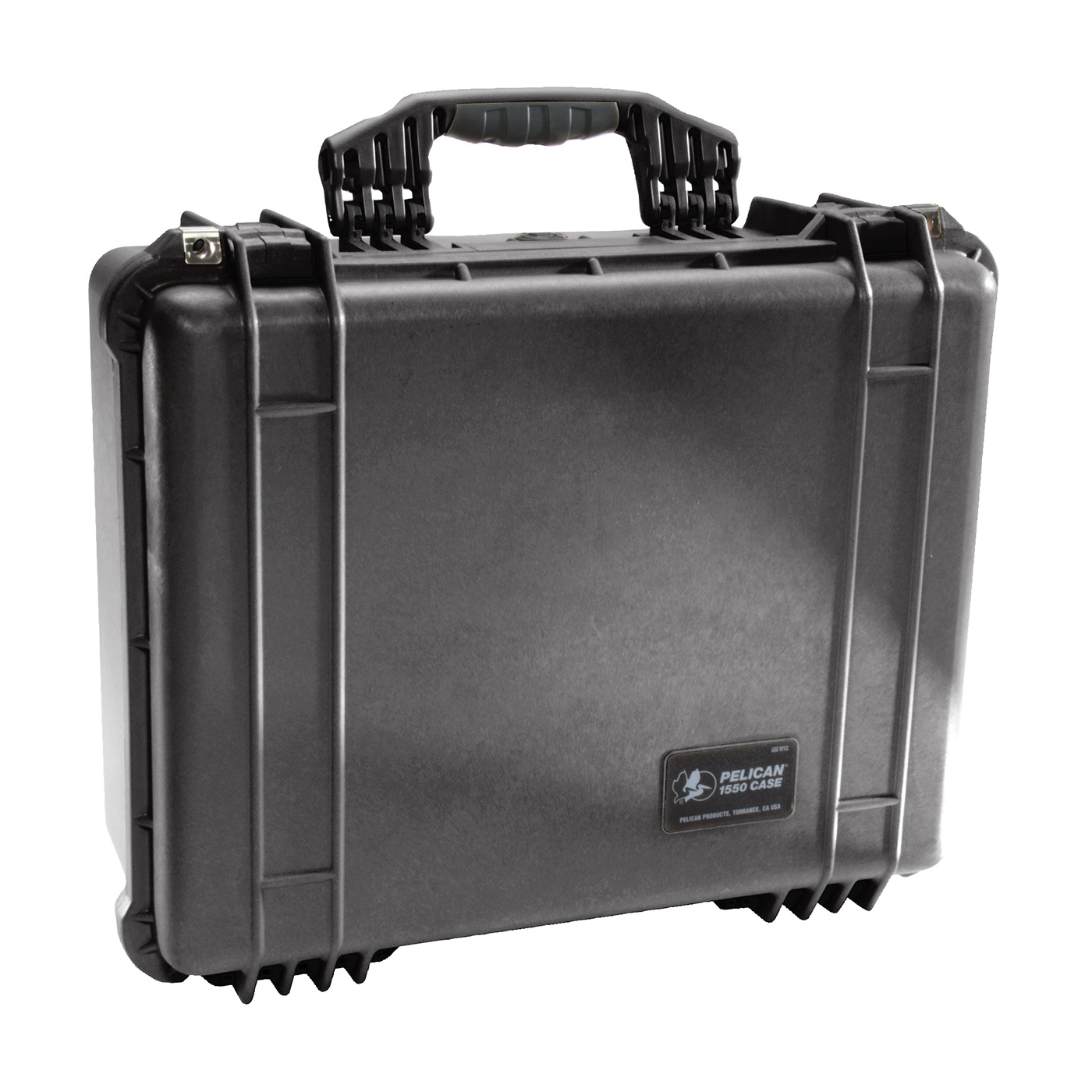 Pelican™ PROTECTOR CASE™ 1720-000-110 Long Gun Case With Lid Liner and Foam, 42 in L x 13-1/2 in W x 5-1/4 in H, 1.72 cu-ft, Polypropylene