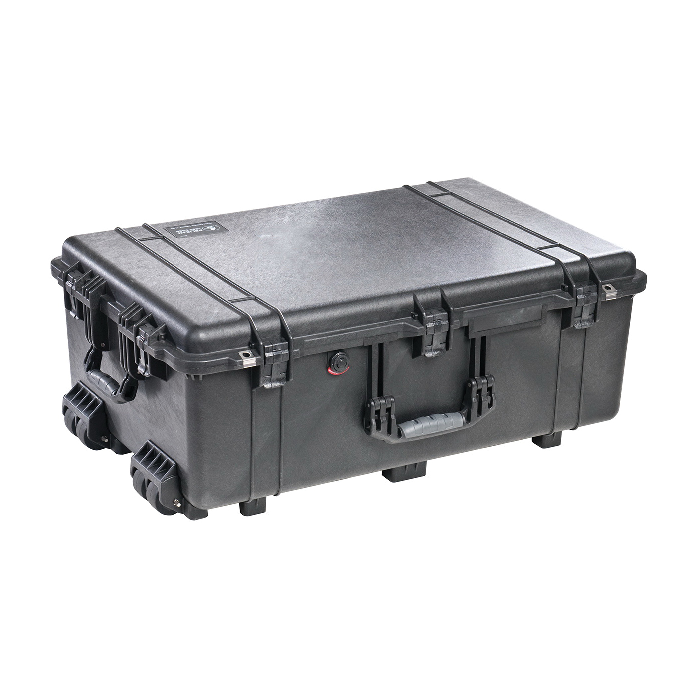 Pelican™ PROTECTOR CASE™ 1120-000-150 Small Protective Case With Lid Liner and Foam, 7.46 in L x 4.96 in W x 3.33 in H, 0.01 cu-ft, Polypropylene