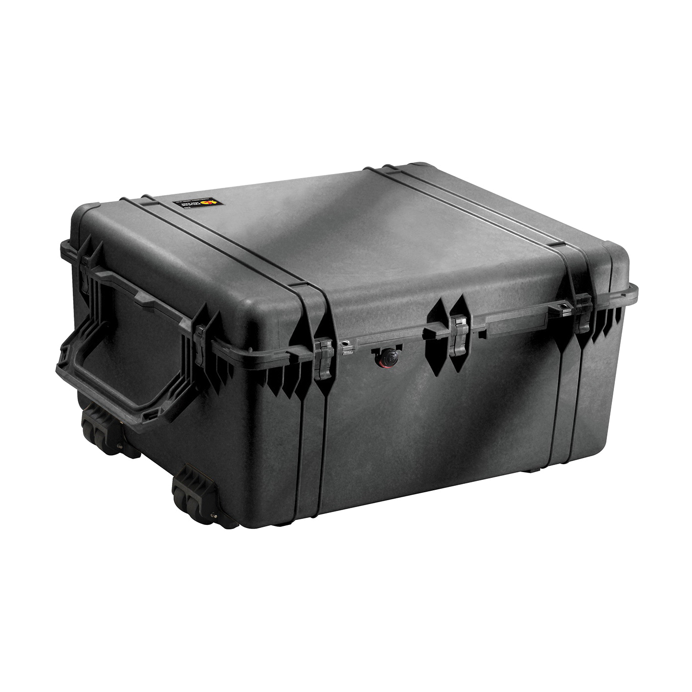 Pelican™ PROTECTOR CASE™ 1550-000-110 Medium Protective Case With Foam and Lid Liner, 18.43 in L x 14 in W x 7.62 in H, 1.18 cu-ft, Polypropylene