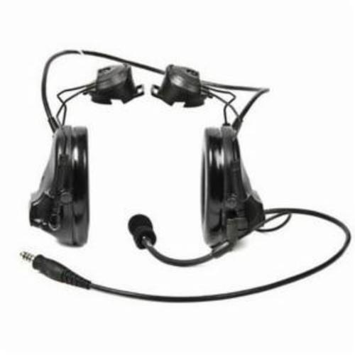 Peltor™ ComTac™ III 093045-93438 MT Series Single Communication 2-Way Radio Headset With Dynamic Boom Microphone, 23 dB Noise Reduction, For Use With ACH and MICH Helmet, Foldable Headband/Helmet Mount, Coyote Brown