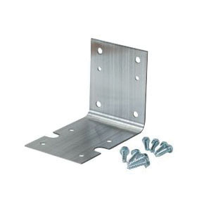 American Plumber 150061 Heavy Duty Housing Bracket Kit, For Use With 10 to 20 in Heavy Duty Housing, Steel, Domestic