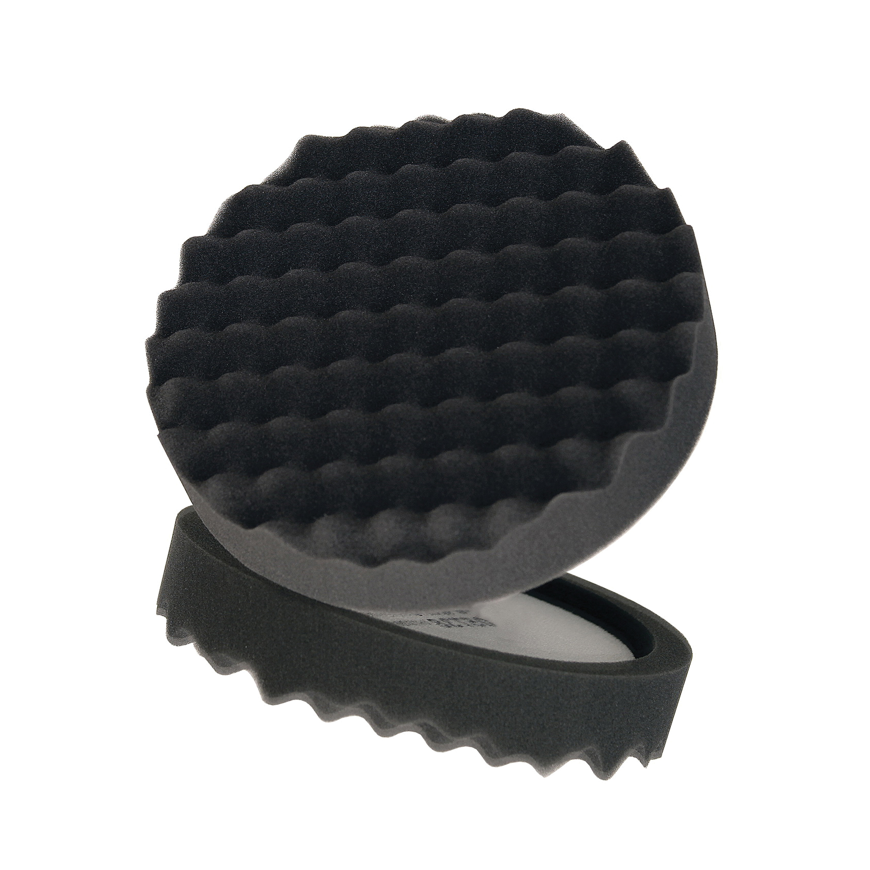 Perfect-It™ 051131-05733 1-Sided Ultra Fine Polishing Pad, 8 in Dia, Hook and Loop Attachment, Foam Pad