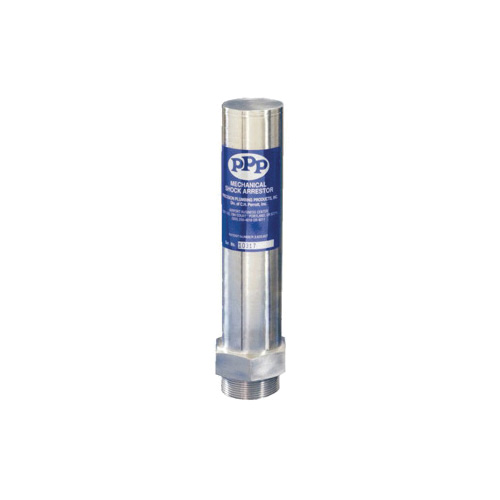 PPP® SS-1000316 Water Hammer Arrester, 1 in, NPT, 35 to 500 psig, Domestic