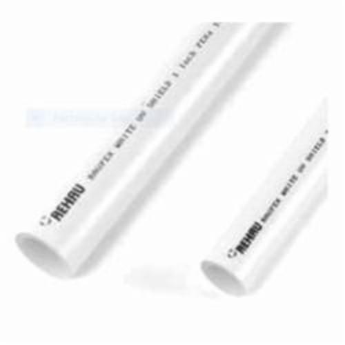 REHAU® RAUPEX® 235351-023 UV Shield Pipe, 1/2 in, PEX, 20 ft L, ASTM F876, CSA B137.5, ISO 9001, NSF 14/61, PPI TR-3