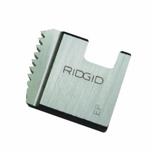RIDGID® 37820 Manual Threader Pipe Die, 3/8 in Conduit/Pipe, 3/8-18 NPT Thread, Right Hand Thread, For Use With OO-R, 11-R, 12-R, O-R, Ratchet Threaders and 30A, 31A 3-Way Pipe Threaders, Alloy Steel