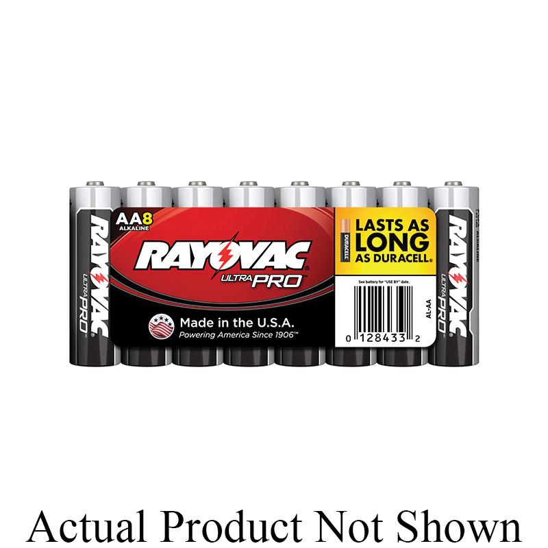 Rayovac® ALAA-8J