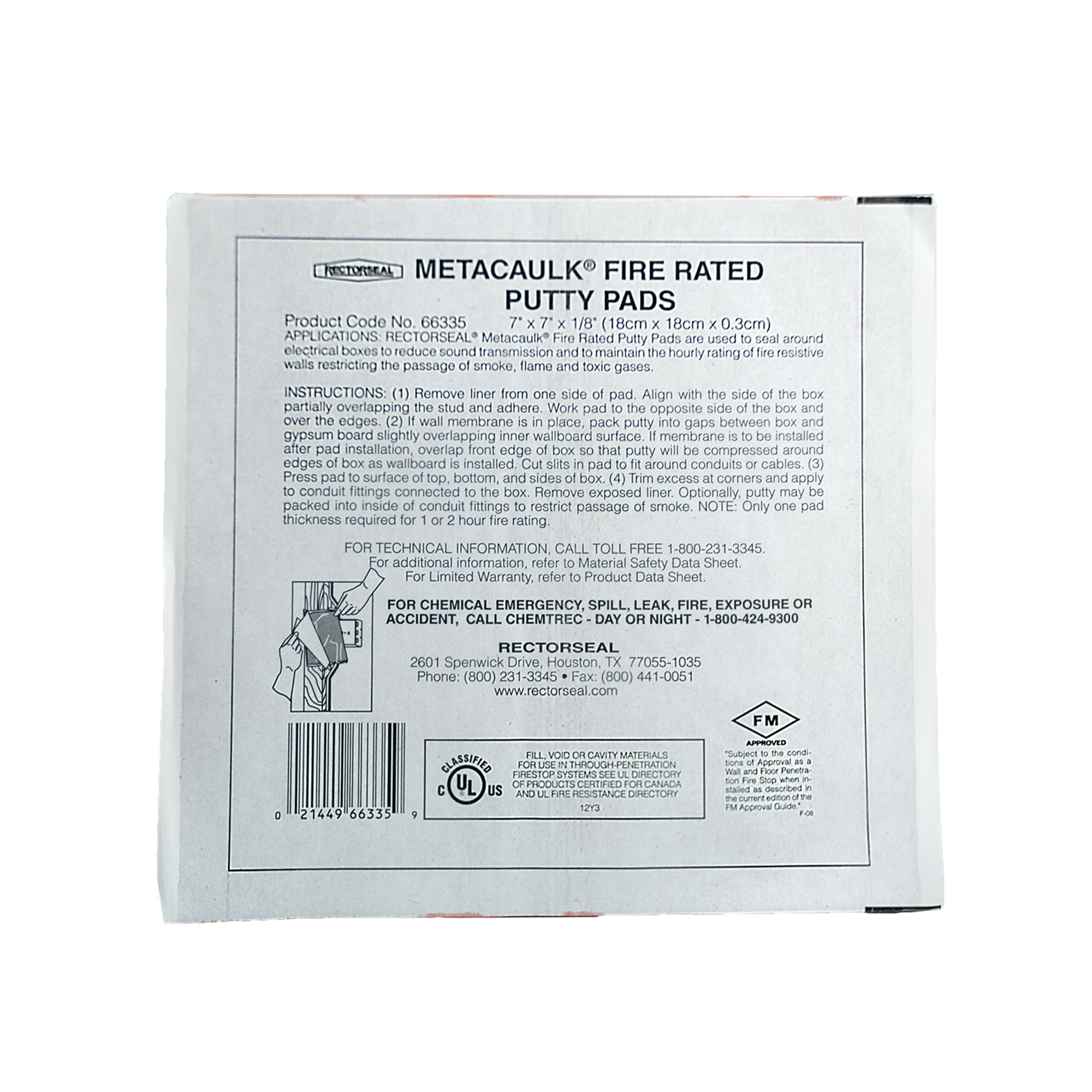 Metacaulk® 66335