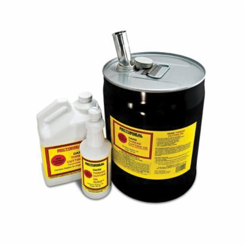 RectorSeal® 94392 Machine Thread Cutting Oil, 1 qt, Amber/Dark Brown, Mild Petroleum