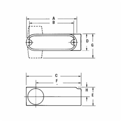 Steel City® DALR-4-CG