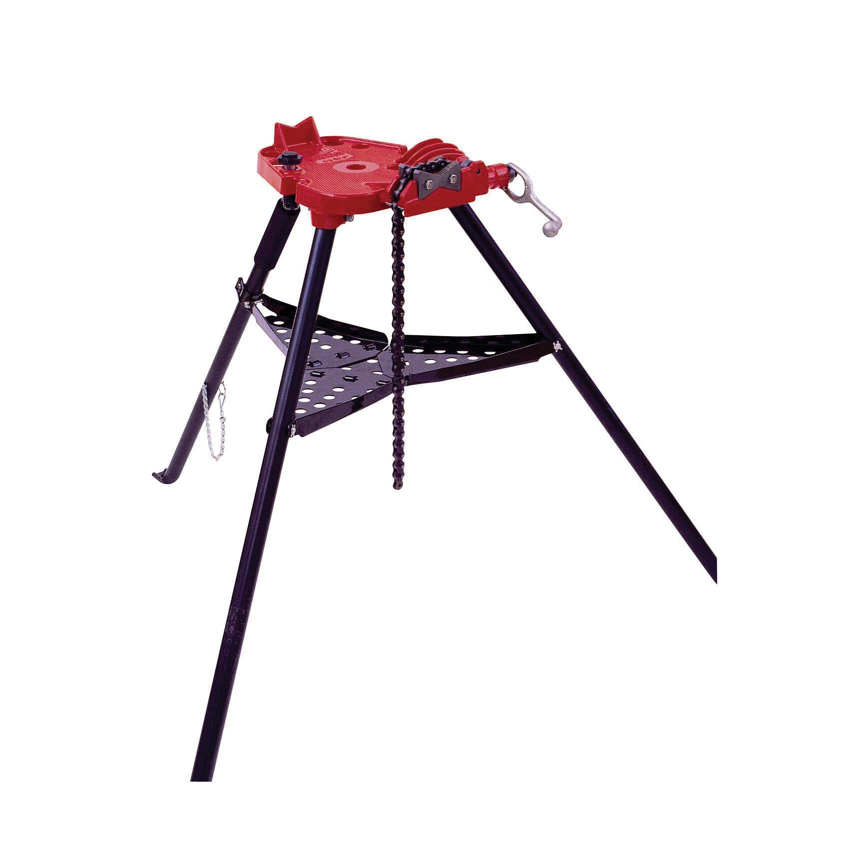 Reed 02306 Tripod Vise, Steel, 1/8 to 6 in