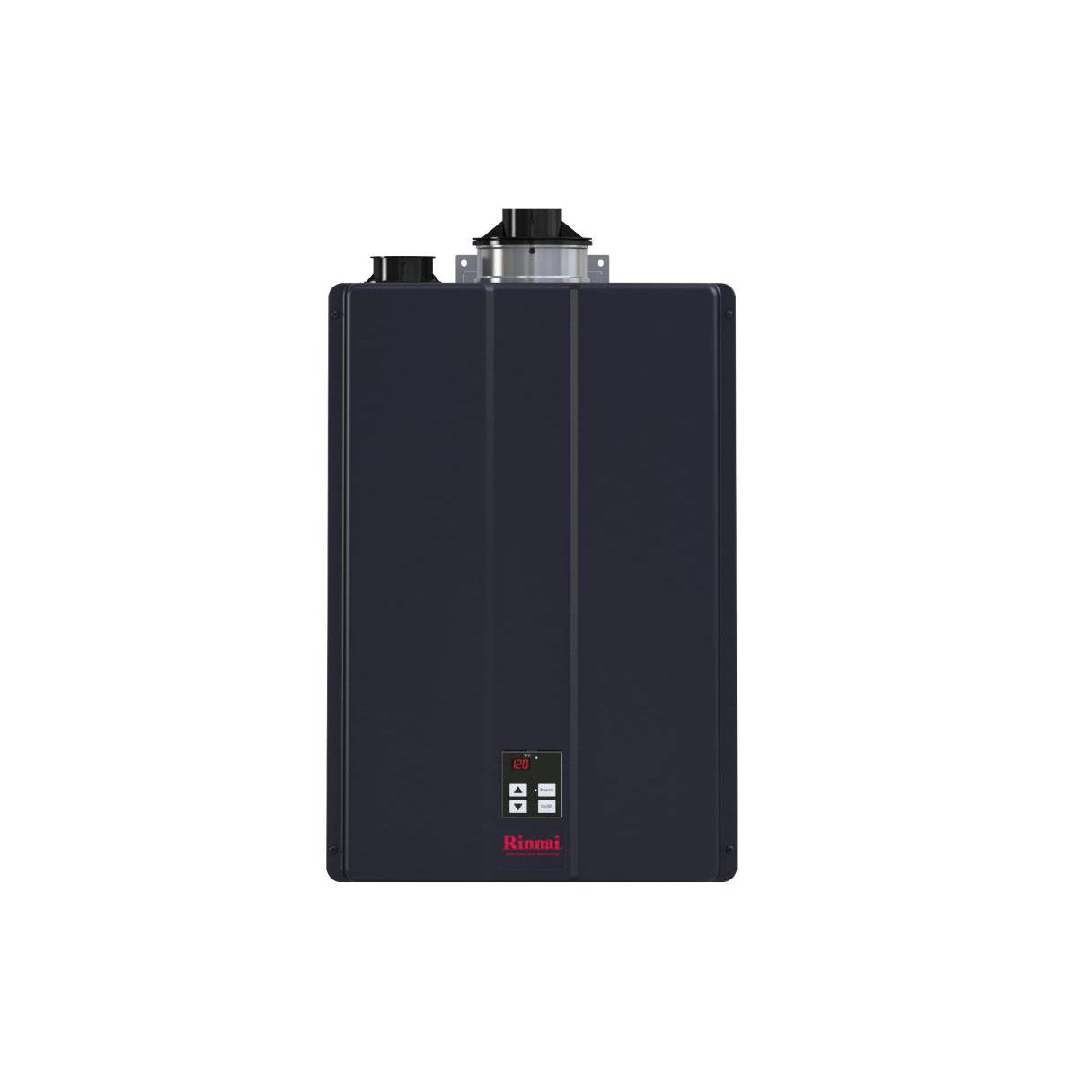 Rinnai® SENSEI™ CU199iN SE+ Super High Efficiency Tankless Water Heater, Natural Gas Fuel, 199000 Btu/hr, Indoor, Condensing, 11 gpm, 0.97, Commercial