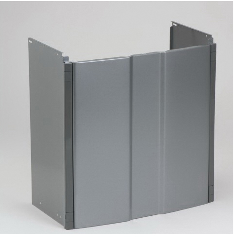 Rinnai® PCD03-SM2 Pipe Cover Enclosure, For Use With: Luxury Series Tankless Water Heater, Import