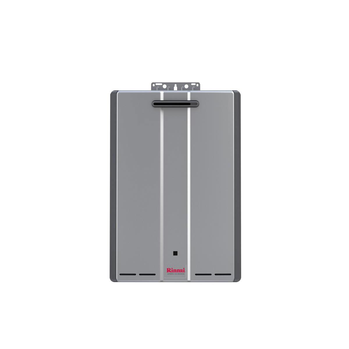 Rinnai® SENSEI™ RUR199eN SE+ Super High Efficiency Tankless Water Heater, Natural Gas Fuel, 199000 Btu/hr, Outdoor, Condensing, 11 gpm, 0.93, Residential