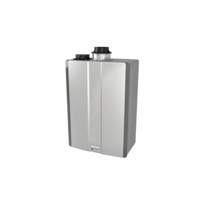 Rinnai® SENSEI™ RUR199iN SE+ Super High Efficiency Tankless Water Heater, Natural Gas Fuel, 199000 Btu/hr, Indoor, Condensing, 11 gpm, 0.93, Residential